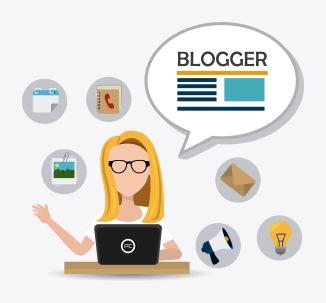 Blog design.